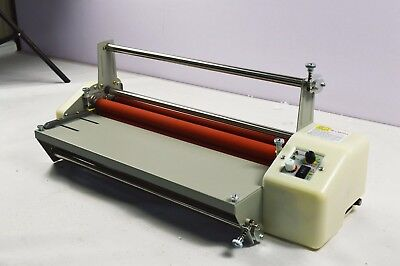 Adjustable Speed A2 Automatic Hotcold Laminating Machine Laminator 110v