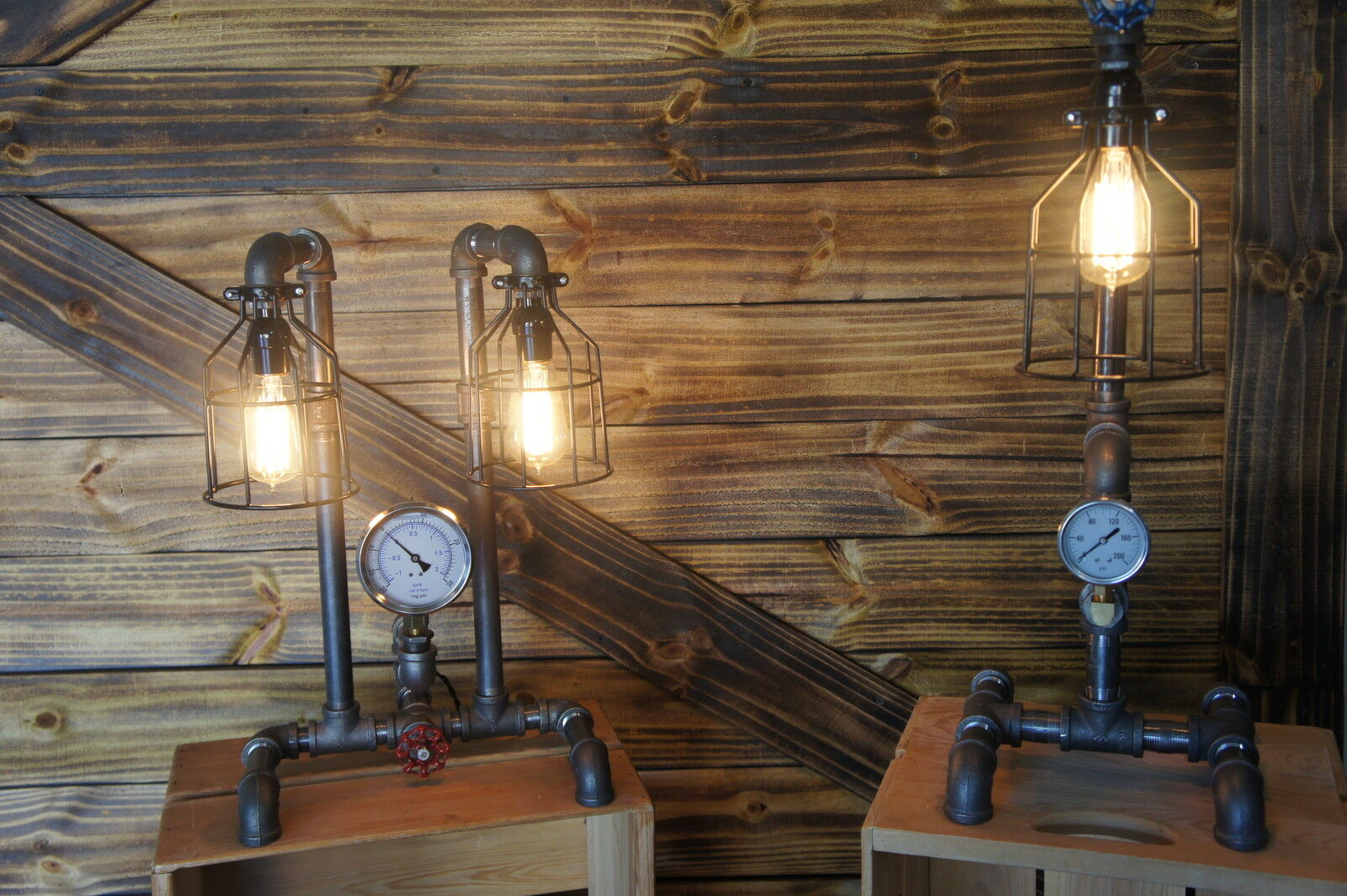 Edison Age Lights