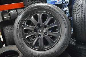"4 SET 15"" SPORT WHEELS WITH GOODYEAR TYRE HOLDEN + GOOD CONDITION Virginia Brisbane North East Preview"