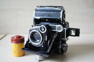 Zeiss Ikonsuper Ikonta 531 with Carl Zeiss Jena Tessar 3.5/70