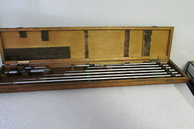 Mitutoyo Inside Micrometer No. 141-122 Ims 40 8-40 Standards .001