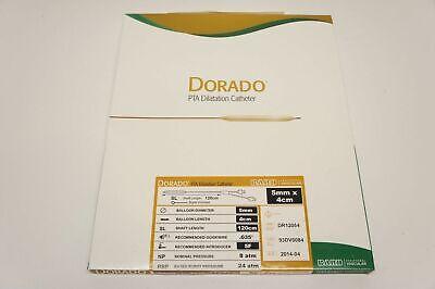 Dr12054 Bard Pta Dilatation Cath 5mm X 4cm X
