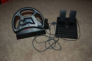 Playstation 1 Steering Wheel Gosnells Gosnells Area Preview