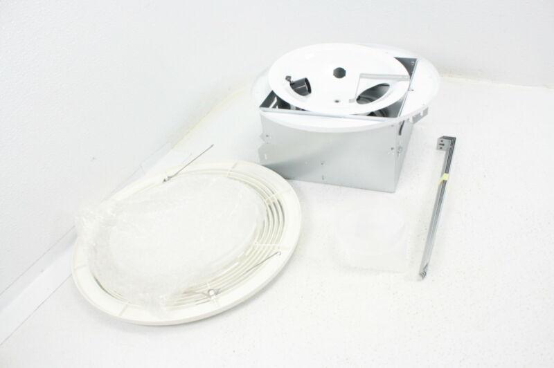 Broan-NuTone 751 Round Fan Light for Bathroom 100 Watt 5.0 Sones 100 CFM