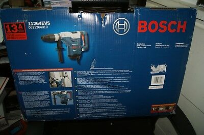 Bosch 11264evs Rotary Hammer Drill 1-58 Sds-max 13.0 Amps New