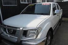 2009 Nissan Navara STX Dual Cab Ute Youngtown Launceston Area Preview