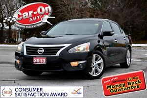 2013 Nissan Altima SL LEATHER SUNROOF REAR CAM HTD SEATS LOADED