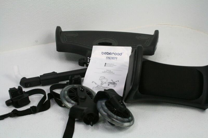 Beberoad T312 Baby Stroller Glider Board w Dismountable Sponge Seat  EZ Assembly