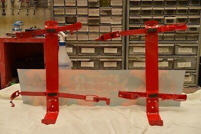 Amerex 846 Vehiclemarine Heavy Duty Fire Extinguisher Bracket Only Red