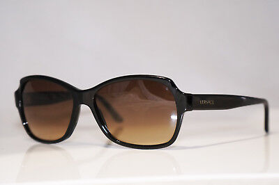 VERSACE Womens Designer Sunglasses Black Butterfly MOD 4201 GB1 13 14213