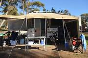 Jayco Dove camper trailer Mangalore Southern Midlands Preview