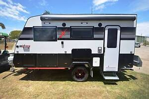 2016 15' NEXTGEN X HYBRID FULL OFF ROAD SHOWER/TOILET CARAVAN Gympie Gympie Area Preview