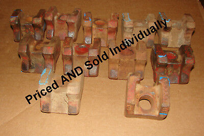 397251r1 International 1066 1086 1466 1566 3088 966 Fixed Rear Wheel Rim Clamp