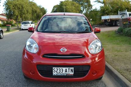 2012 Nissan Micra K13 Hatchback 1.5Litre ST-L Modbury Heights Tea Tree Gully Area Preview