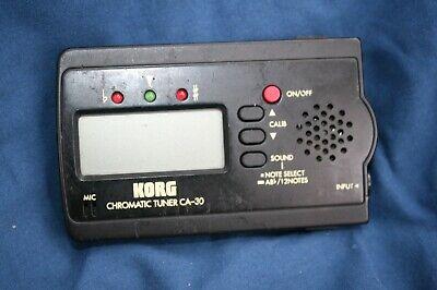 Korg Pitchclip orangePitch-Clip PC-1 Tuner Stimmgerätchromatisch universal