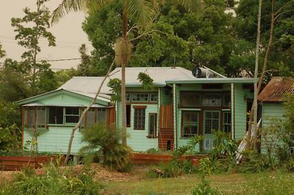 Secluded house for sale in Bowraville