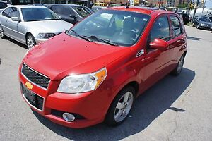 2011 Chevrolet Aveo LT | SUNROOF | ALLOY | POWER GROUP | CLEAN C