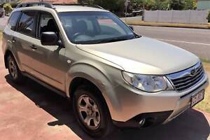 2010 Subaru Forester X Wagon 4 Sp Automatic Gold Stock #1904 Lota Brisbane South East Preview