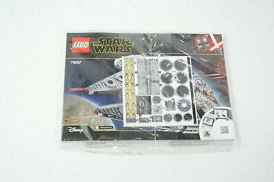 LEGO 75257 Star Wars The Rise of Skywalker Millennium Falcon Building Kit