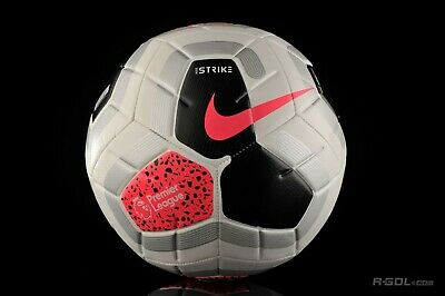 Nike Premier League Strike Soccer Ball Size 5  Premier League Soccer Ball