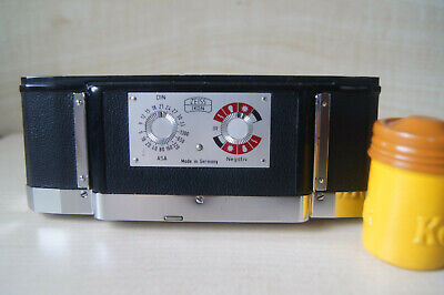 ZEISS IKON FILM BACK FOR CONTAREX SUPER