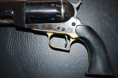 Uberti 1847 Walker pistol grip jet black plastic for sale  Gabbs