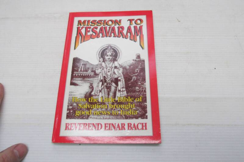Mission to Kesavaram by Einar Bach (1990, Paperback)