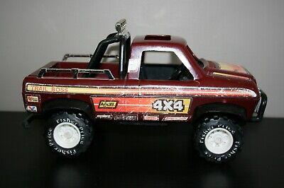 1983 Fisher Price Adventure Series Trail Boss 4 X 4 Pickup Truck #370