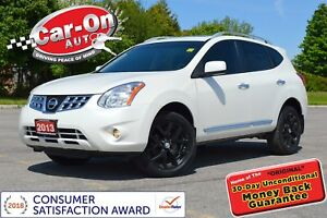 2013 Nissan Rogue SV SUNROOF REAR CAM HTD SEATS ALLOYS LOADED
