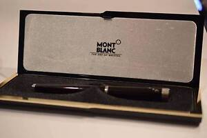 Montblanc Franz Kafka Limited Edition 04681 Fountain Pen Canning Vale Canning Area Preview