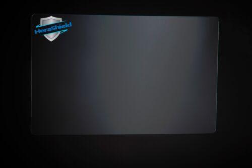 "x2 NEW HeraShield Clear Screen Protector Fits Jensen UV10 7"" Radio Touch Screen"