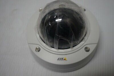 Axis P3228-lv 4k 8mp Indoor Poe Ip Network Dome Security Camera 0887-001