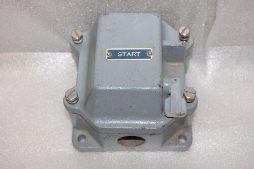 Square D 9001-gw-101 Control Station