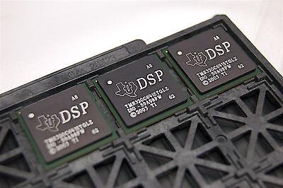 3 Pieces Texas Instruments Tms320c6415tglz 32 Bit Fixed Point Dsp