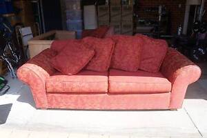 Two quality sofas with extra material. Bateman Melville Area Preview