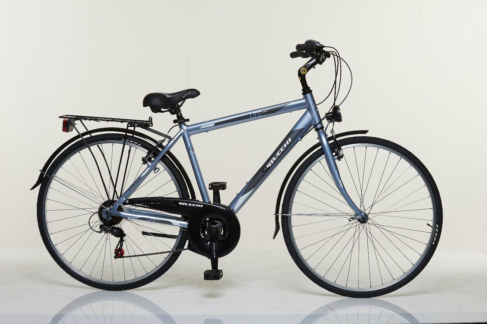 Bicicletta CITY UOMO STUCCHI S430  28