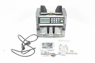 Royal Sovereign High Speed Money Counting Machine Counterfeit Bill Detector