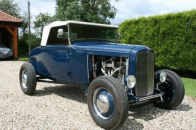Traditional Ford Model A Roadster Hot Rod.All Steel. VHRA .Stunning Car