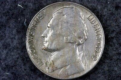 Estate Find 1939 - S Jefferson Nickel!!  #H6569