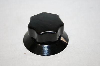 Drehknopf für ältere Messgeräte, Regeltrafo, usw.                      -DK08