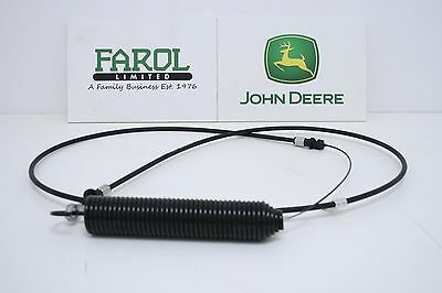 Genuine John Deere Lawn Tractor Cable Gy22387 D105 D125 D110 D130 X105 X125 X145