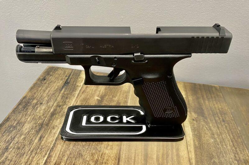 Glock Safe Action Pistol Display Stand