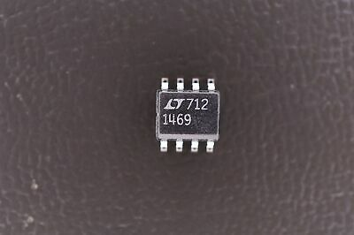Lt1469cs8 Analog Devices Operational Amplifier 2 Circuit 8 Pin 90mhz Smt Nos