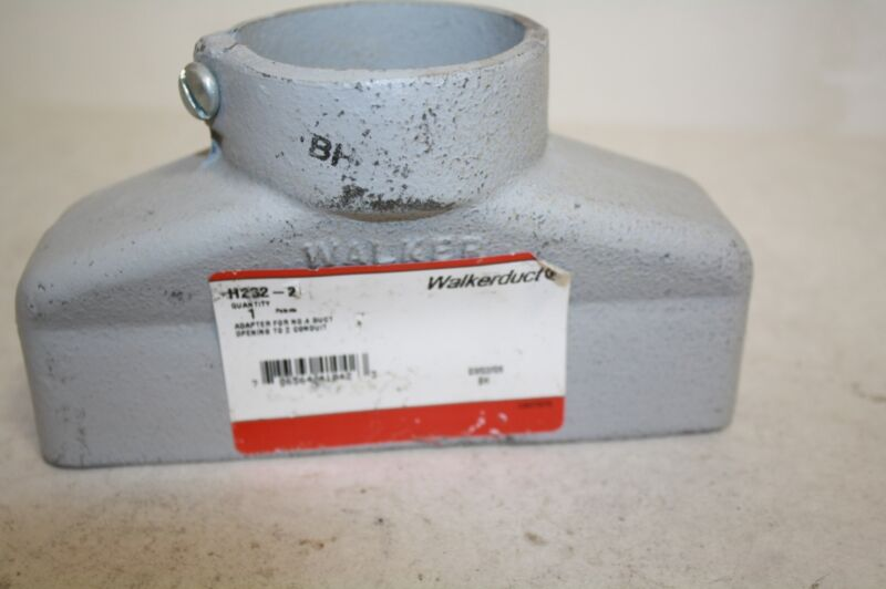 WALKERDUCT H232-2 DUCT