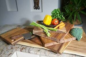 Hardwood Chopping / Serving Boards Coomera Gold Coast North Preview