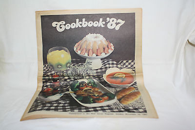 Cookbook 87   Supplement To The New Haven  Ct  Register  November 15  1987