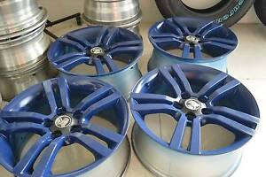 "4 SET 18"" ALLOY WHEELS HOLDEN VE + MINT CONDITION Virginia Brisbane North East Preview"