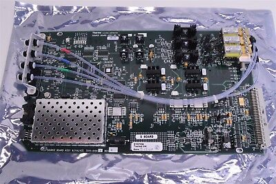 Thermo Electron Mass Spectrometer Source Pcb Board Assembly With Valves
