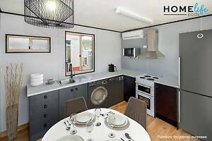 Transportable building. Kitchen, 3 bedrooms & 3 bathrooms Yatala Gold Coast North Preview
