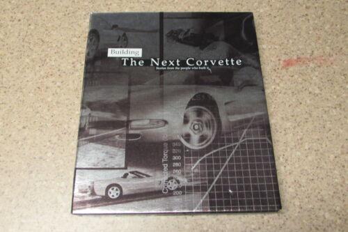 1998 Building the Next Corvette Brochure